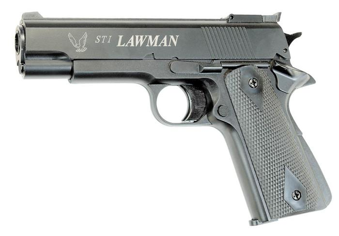 STI Lawman sort, GNB