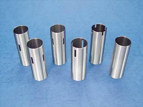 PROMETHEUS Stainless Hard Cylinder - 401 - 451mm
