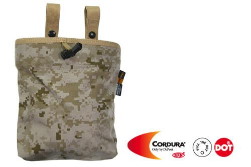 Guarder Belt Magazine Dump Pouch (Digital desert)