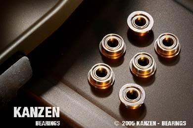 Kanzen bearings - 6mm Classic