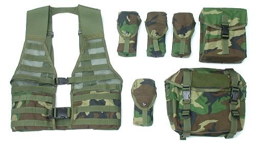 Guarder Modular Operation / Duty II (M.O.D. II) Tactical Vest (W