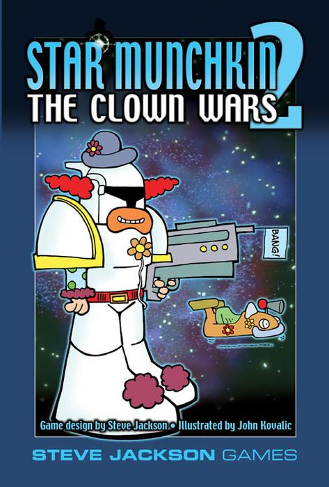 Star Munchkin 2 - The Clown Wars