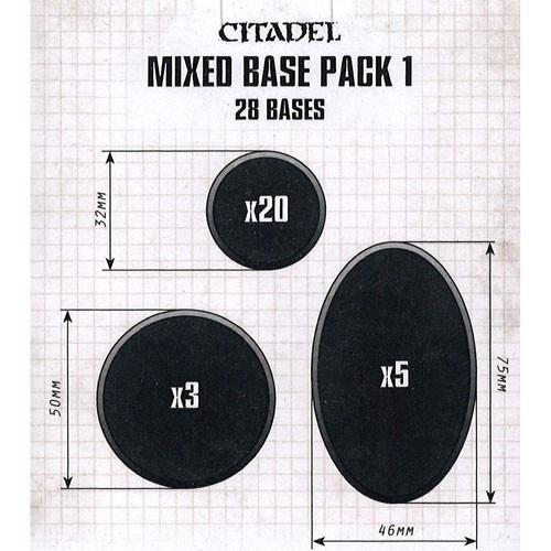 Mixed Base Pack 1