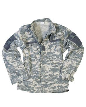 US Feltjakke ACU NYCO R/S AT-Digital, L