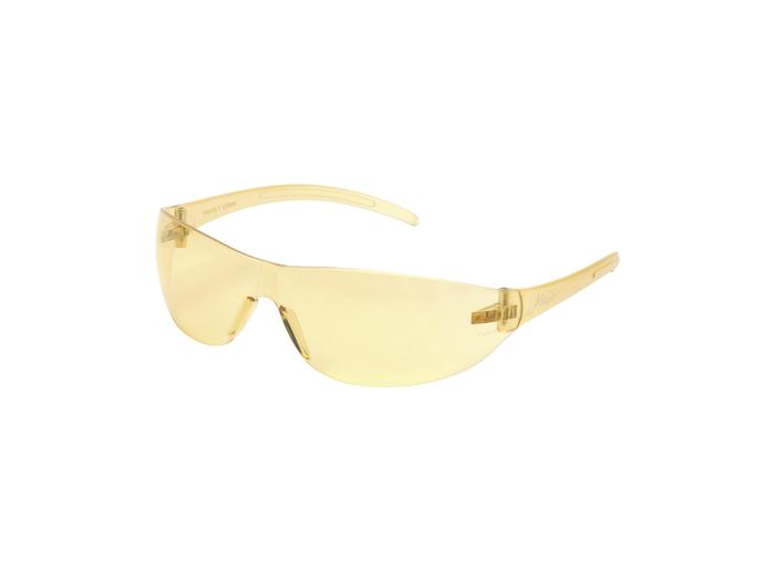 Protective glasses, Yellow
