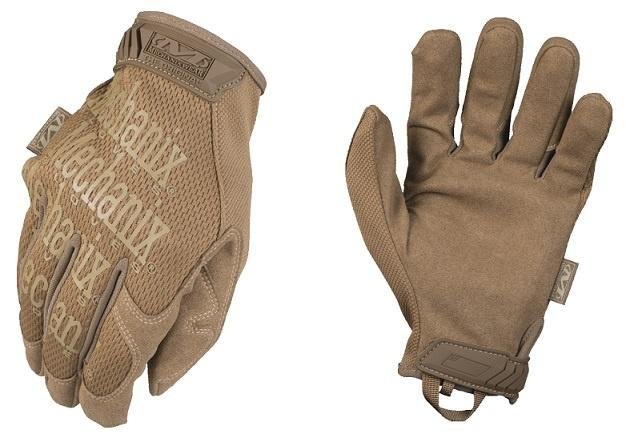 Gloves, The Original, Coyote, Size M