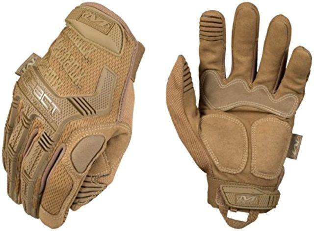 Gloves, M-pact, Coyote, Size S
