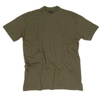 T-shirt oliven S
