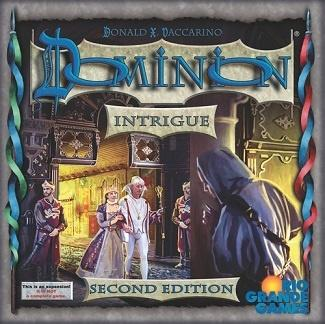 Dominion: Intrigue, 2nd Edition