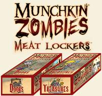 Munchkin Zombies - Meat Locker - Doors & Treasures