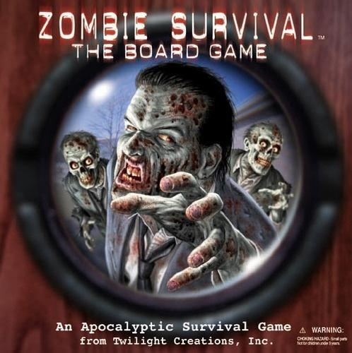 Zombie Survival: The Board Game