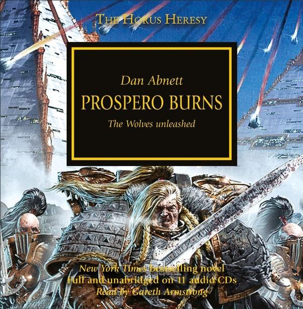 Horus Heresy: Prospero Burns (Lydbog CD)