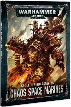 Codex: Chaos Space Marines - 8th Edition