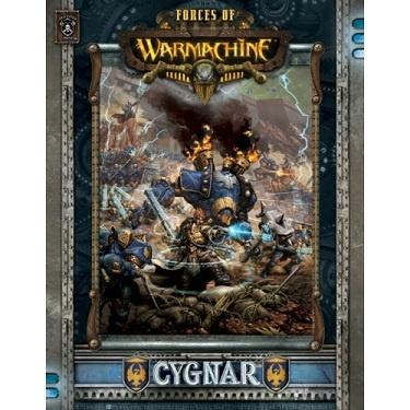 Forces of Warmachine: Cygnar (softcover) - MKII