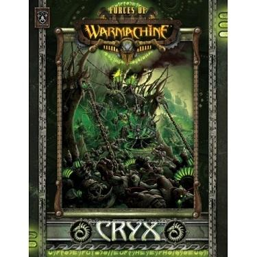 Forces of Warmachine: Cryx (softcover) - MKII