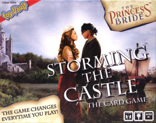 The Princess Bride: Storming the Castle