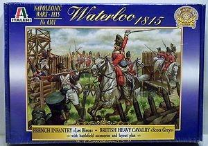 Waterloo 1815 (Napoleonic Wars) Kit