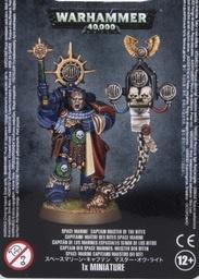Space Marine Captain: Master of the Rites