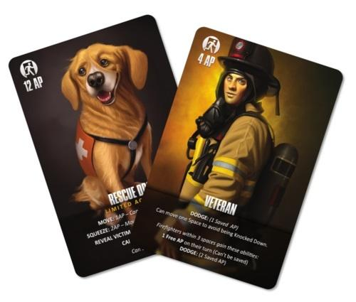 Flash Point - Fire Rescue: Veteran and Rescue Dog