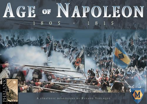 Age of Napoleon 2nd edition