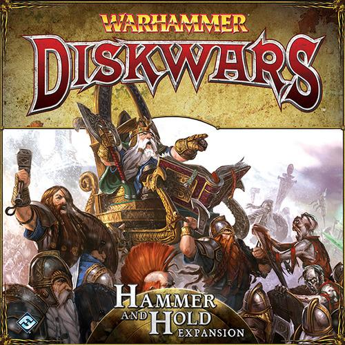 Warhammer: Diskwars – Hammer and Hold