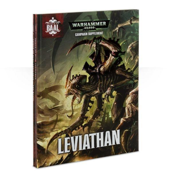 Shield of Baal: Leviathan (Softback)