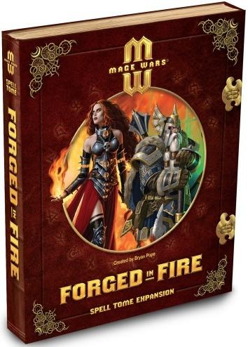 Mage Wars: Forged in Fire