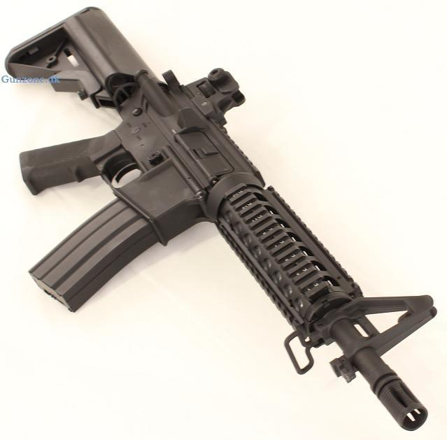 Softgun, M4 CQB CARBINE RIFLE