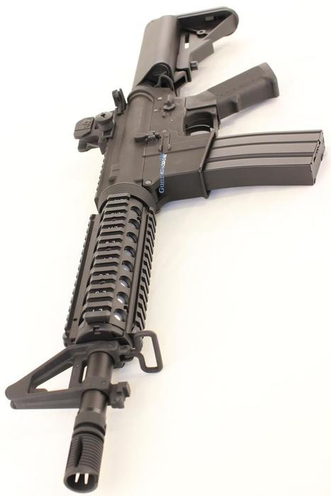 Softgun, M4 CQB RIS Assault Rifle