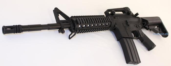 Softgun, M4A1 RIS, Full Metal Assult Rifle