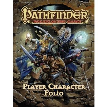 Pathfinder RPG - Player Character Folio