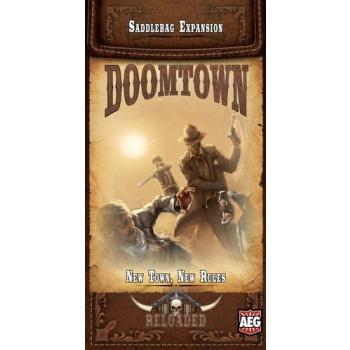 Doomtown: Reloaded ECG - Saddlebag I Expansion
