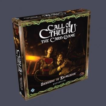 Call of Cthulhu LCG Expansion: Seekers of Knowledge