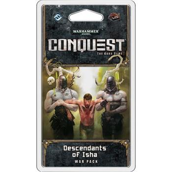 Warhammer 40,000 Conquest LCG: Descendants of Isha War Pack
