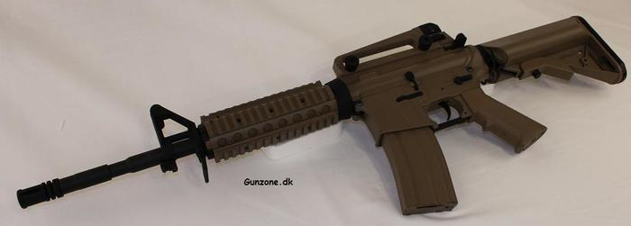 Softgun, M4A1 RIS Assult Rifle, Ørken