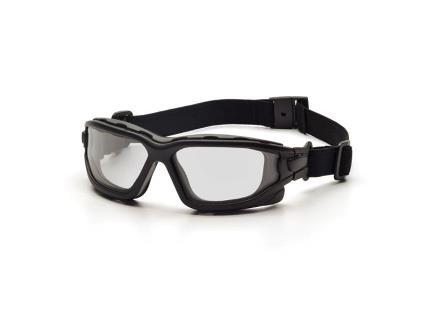 Protective glasses, Tactical, Dual Lens, Clear
