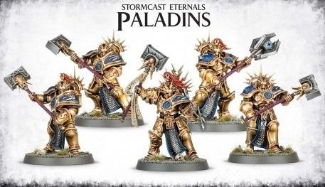Paladin Retributors