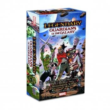 Legendary: Guardians of the Galaxy Expansion Small Box
