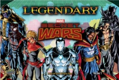 Legendary: Secret Wars Expansion