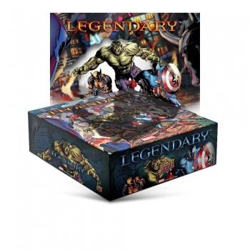 Legendary: A Marvel Deck Building Game