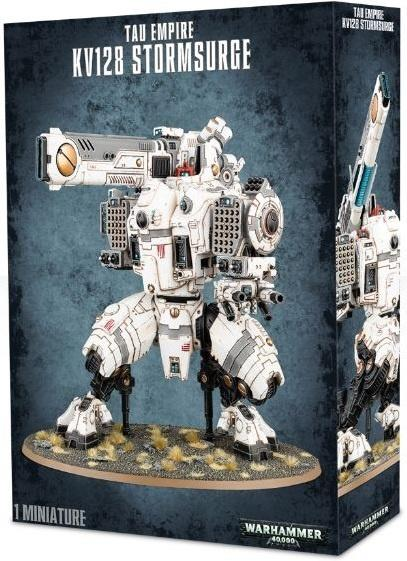 T'au Empire KV128 Stormsurge
