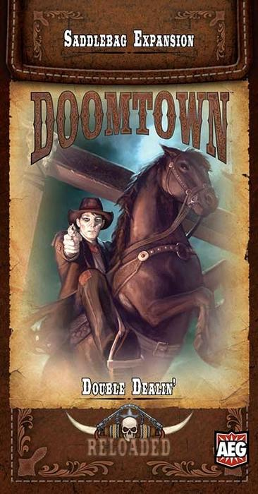 Doomtown: Reloaded – Saddlebag – Double Dealin'