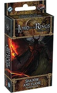 Lord of the Rings LCG: Shadow and Flame