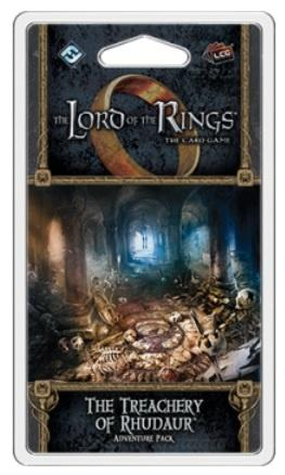 Lord of the Rings LCG: The Treachery of Rhudaur Adventure Pack
