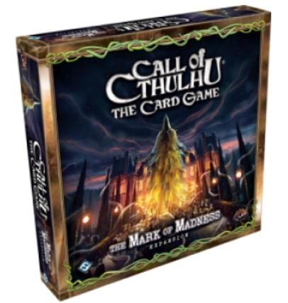 Call of Cthulhu LCG: The Mark of Madness Deluxe Expansion
