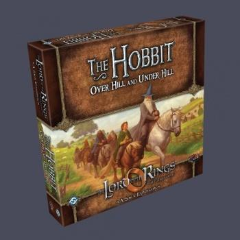 Lord of the Rings LCG:The Hobbit Over Hill and Under Hill