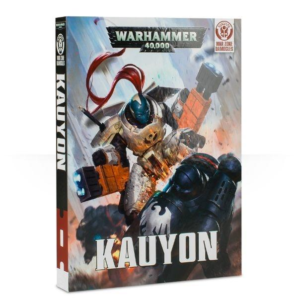 T'au Empire War Zone Damocles: Kauyon