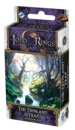 Lord of the Rings LCG - The Dunland Trap Adventure Pack