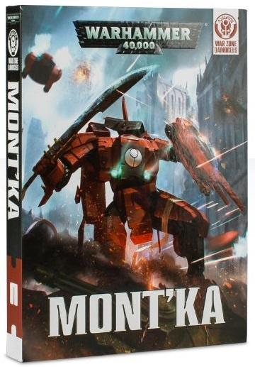 T'au Empire War Zone Damocles: Mont'Ka (Hardback)