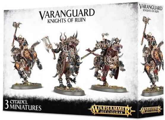 Ever Chosen Varanguard Knights of Ruin